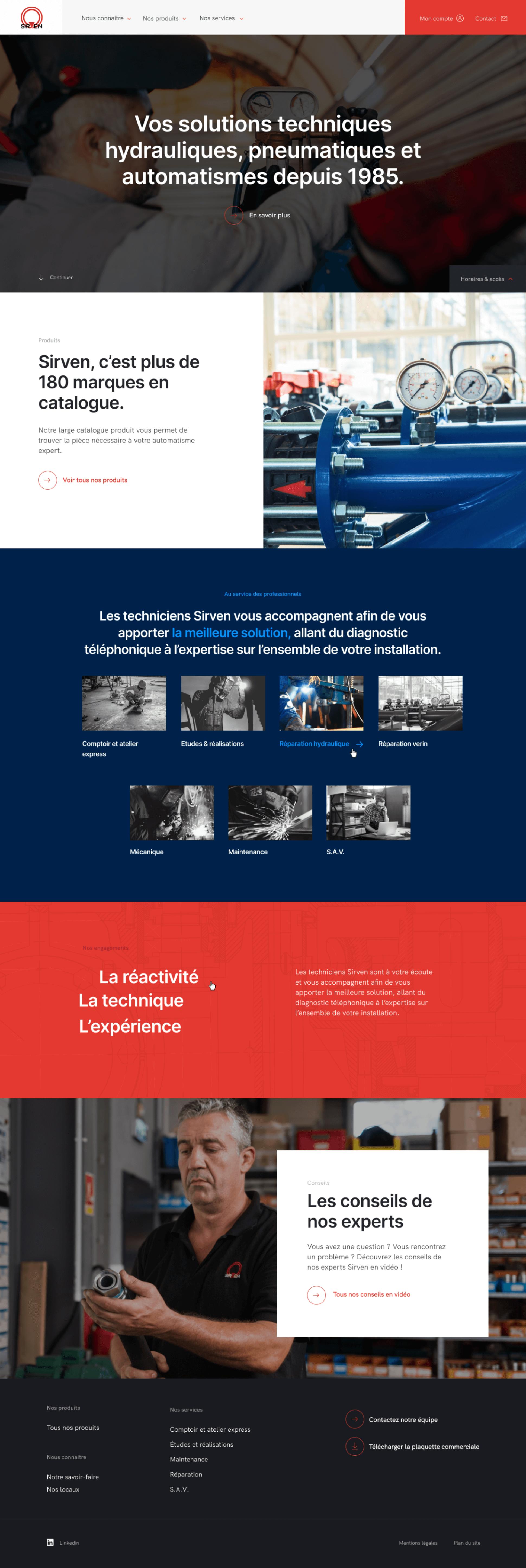 Digitalisation du catalogue et SEO